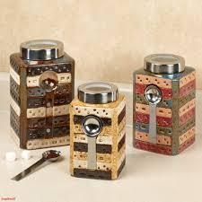colorful kitchen canisters 100 kitchen jars and canisters kitchen kitchen color ideas