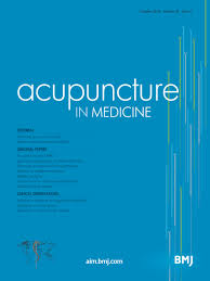acupuncture for treatment of secondary osteoporosis in patients