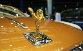 is it possible to the spirit of ecstasy the rolls royce
