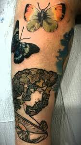 cam pohl fish ladder lansing michigan tattoo inspiration