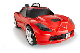 corvette power wheels now your kiddo can drive a stingray just like