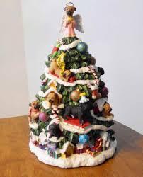 vintage ceramic christmas tree evergreen hayneedle fiber ceramic christmas tree optic firework