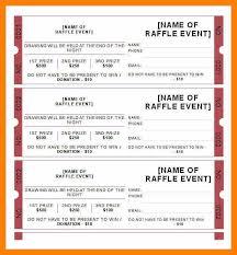 Raffle Sheet Template Raffle Sheet Template Raffle Tickets Thepapermillstore Raffle