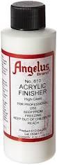 amazon com angelus brand acrylic leather paint high gloss