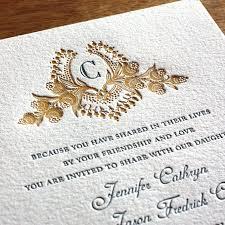 Design Of Marriage Invitation Card Best 25 Embossed Wedding Invitations Ideas On Pinterest Classy