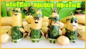 Vegetable Decoration Videos Italypaul Art In Fruit U0026 Vegetable Carving Lessons Minions