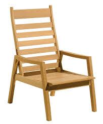Wooden Outdoor Lounge Chairs Amazon Com Oxford Garden Siena Shorea Reclining Armchair Patio
