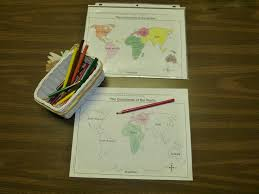around the world learners