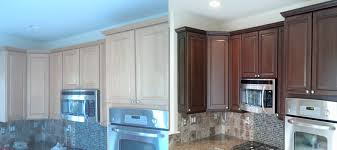 how to refinish cabinets with paint how does painting kitchen cabinets increase the value of your home