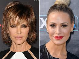 lisa renick hairstyles rhobh why lisa rinna questioned dorit kemsley about drugs