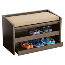 Winslow White Shoe Storage Cubbie Bench Prepac Winslow White Shoe Storage Cubbie Bench Mdf Solid Shoe