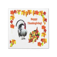 148 best thanksgiving paper napkins images on paper