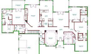 front to back split house split level ranch house plans xamthoneplus us