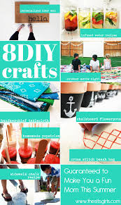 Do It Yourself Crafts by Diy Crafts 8 Crafts To Make You A Fun Mom This Summer
