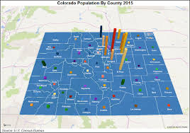 map of colorado by population colorado s anti gas sentiment limited to greater denver area