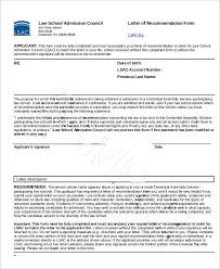 recommendation letter sample 10 examples in word pdf