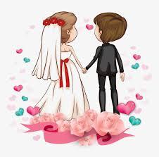 imagenes animadas de amor para un novio pareja de dibujos animados la novia y el novio los amantes amor