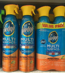 How To Do Spring Cleaning Spring Clean Year Round With Pledge Multi Surface Antibacterial