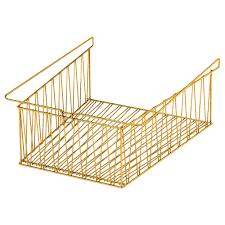 Wire Storage Unit Kallax Wire Basket Ikea