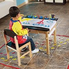 guidecraft childrens table and chairs kids art table chair by guidecraft kids art desk furniture kids