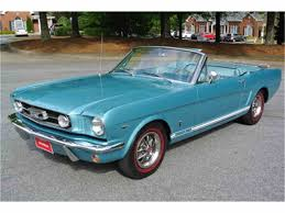 Black Mustang Gt Convertible For Sale 1966 Ford Mustang Gt For Sale On Classiccars Com 14 Available