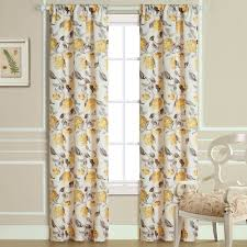 Floral Curtains Hydrangea Bloom Floral Curtains By