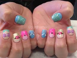 best 25 princess nail art ideas only on pinterest princess nail
