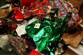 recyclable wrapping paper why recycling wrapping paper can be tricky business knkx