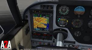 piper comanche 250 accu sim for fsx p3d by a2a simulations
