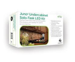 juno xenon under cabinet lighting juno uk3stl 3k bz led puck light kit brushed bronze finish