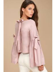 shoptagr free people so obviously yours blush pink long sleeve