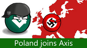 Ww2 Allied Flags Alternate History Of Ww2 Poland Joins Axis Youtube