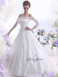 robe de mariã e princesse dentelle robe de mariee dentelle et manche sur une base robe de mariee