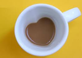 heart shaped mug heart shaped coffee mug interior design ideas