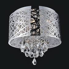 Flush Mount Lighting Lowes Home Decor Fetching Crystal Flush Mount Lighting Plus World Laser