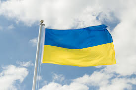 Ukraine Flag Flagge Der Ukraine Kaufen 90 X 150 Cm Flaggenplatz At