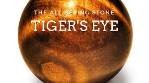 the all seeing the magic of tigers eye meanings