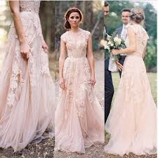 Pink Wedding Dress Trends 2015 2016