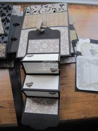 scrapbook inserts this idea pockets glued together on the left bound tabbed