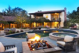 spanish colonial homes five stunning spanish style homes haciendas sotheby s art of living