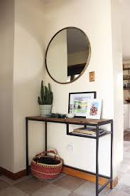 ikea console hack foyer table ikea ideas home design 16 hack console tablette mamak