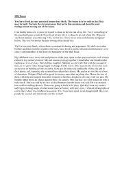 essays about thanksgiving model descriptive essay