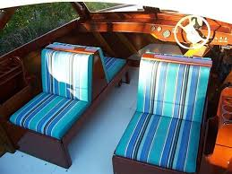 How To Reupholster Boat Cushions Custom Boat Cushions And Upholstery
