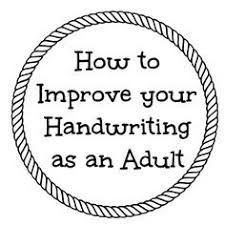 penmanship practice for adults altering your handwriting loveyourlettering letter form