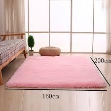 tapis de sol chambre pâle 160 200cm tapis chambre enfant tapis salon du sol maison