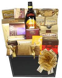 liquor gift baskets kahlua liquor gift basket toronto gift baskets gourmet