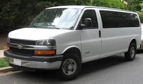 2003 chevrolet express information and photos zombiedrive
