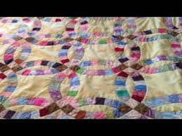 wedding ring quilt beginners quilt patterns free easy wedding ring quilt