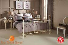 Brass Double Bed Frame Brass Bedstead Bed Frames U0026 Divan Bases Ebay