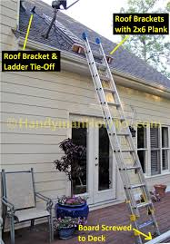 ladder max standoff stabilizer review roof brackets
